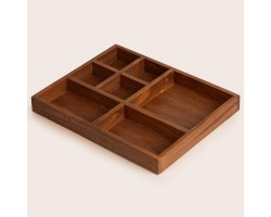 AH-777- WBP-04     Wooden Tray