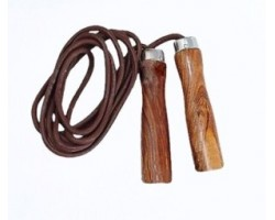 AH-777-WHSR-01        Leather Skipping Rope