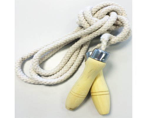AH-777-WHSR-02        Cotton Skipping Rope