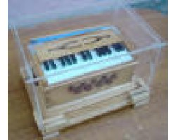 AH-777- WMM-02       Wooden Harmonium Model