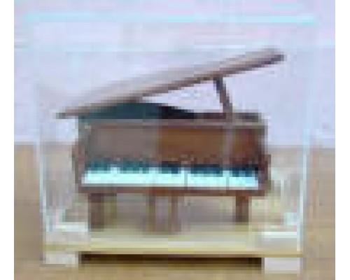 AH-777- WMM-03       Wooden Piano Model