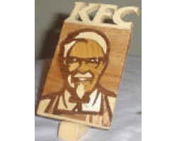 Colonel Sanders     (Founder of KFC)