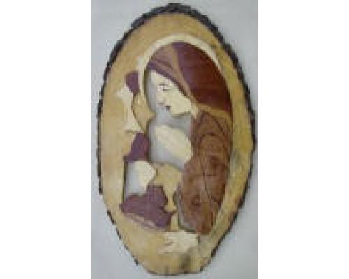 Mary (Oval)