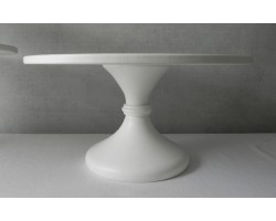 AH-777-WS-01   Wooden Cake Stand Painted