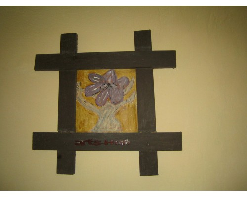 AH-777-WWH-05     Wooden Frame for Wall Hanging
