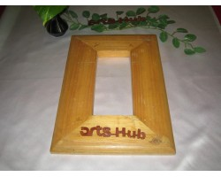 AH-777-WWH-06      Wooden Frame for Wall Hanging